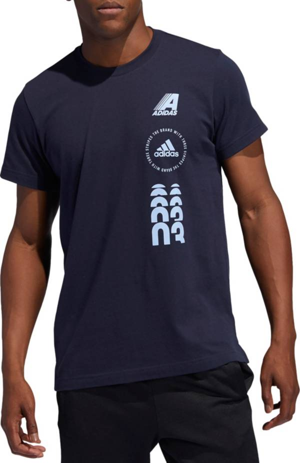 adidas Men's Hyperstack Graphic T-Shirt product image