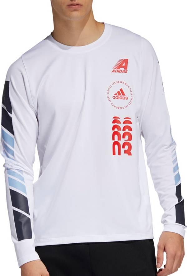 adidas shirt long