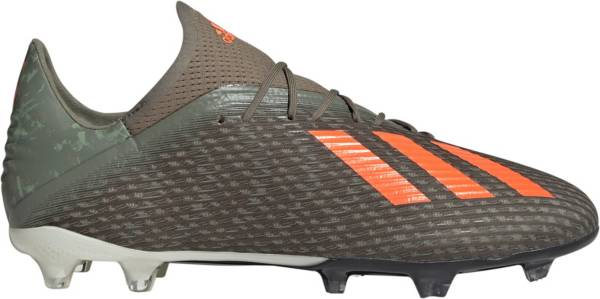 adidas Men's X 19.2 FG Soccer Cleats product image