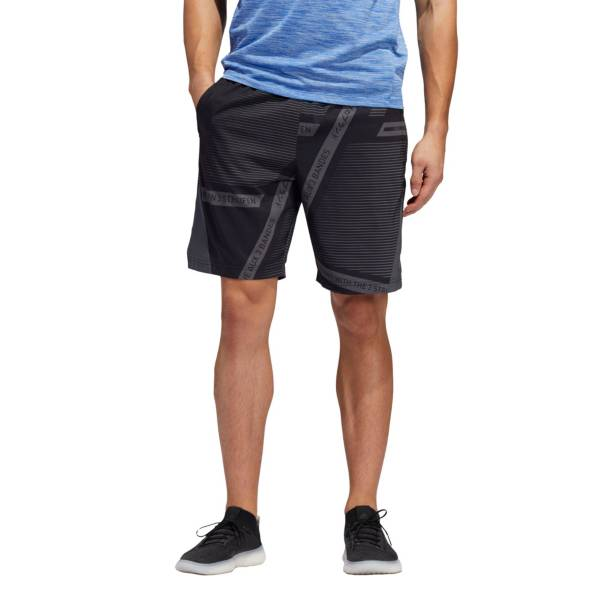 adidas Men's Axis Woven Allover Print Shorts product image