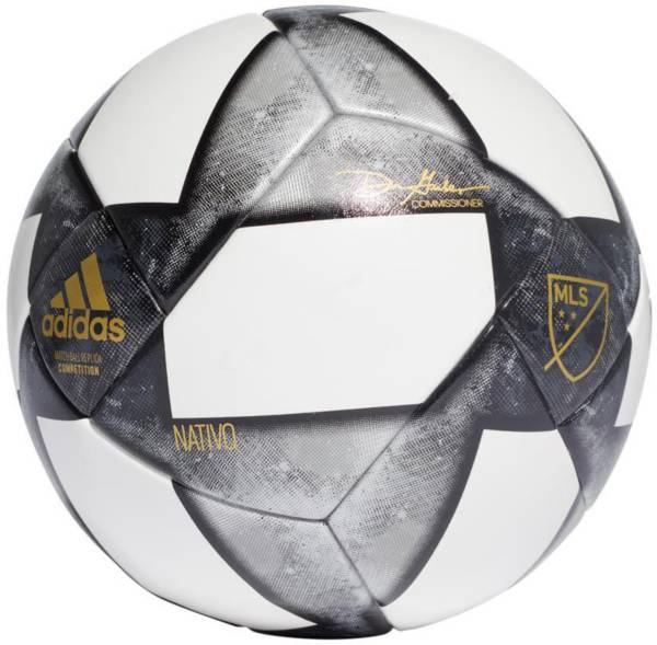 adidas 2019 MLS NFHS Competition Soccer Ball product image