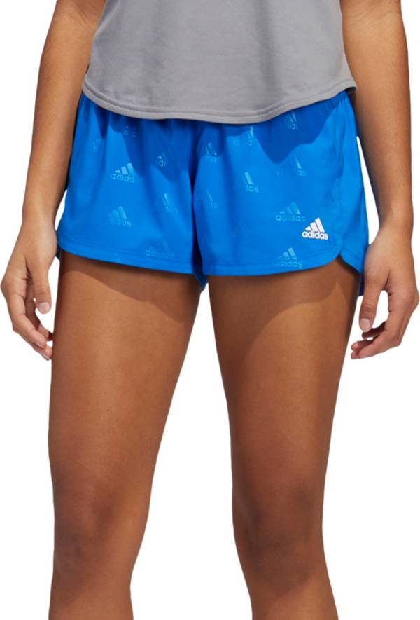 adidas Women's Badge Of Sport Print Pacer Shorts product image