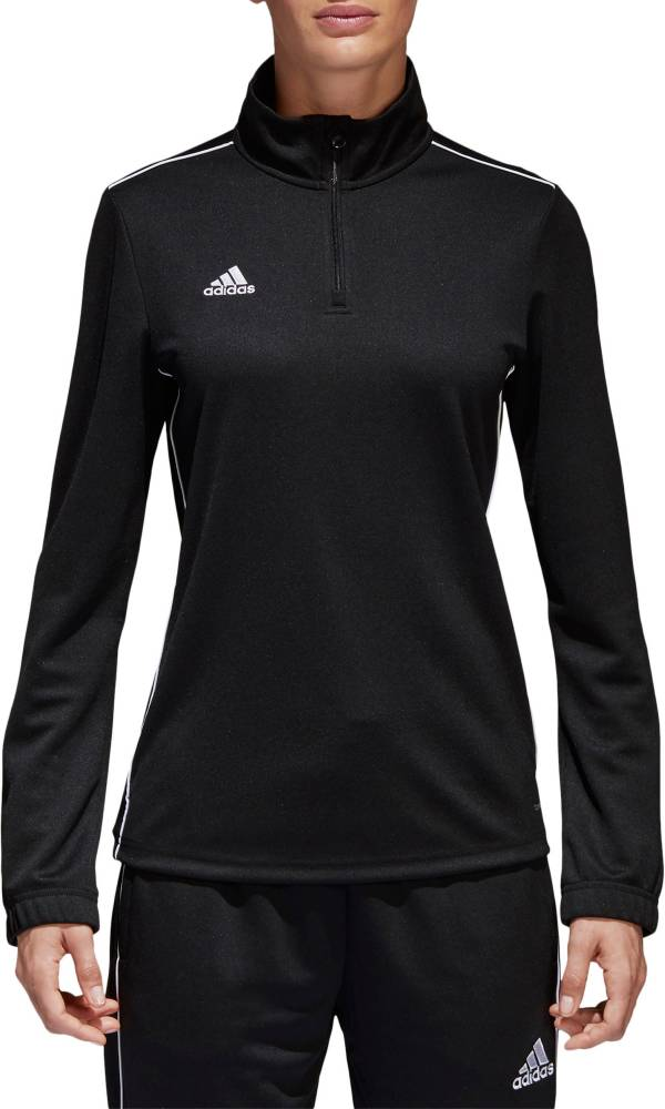 adidas Women's Core 18 Training 1/2 Zip Sweatshirt product image