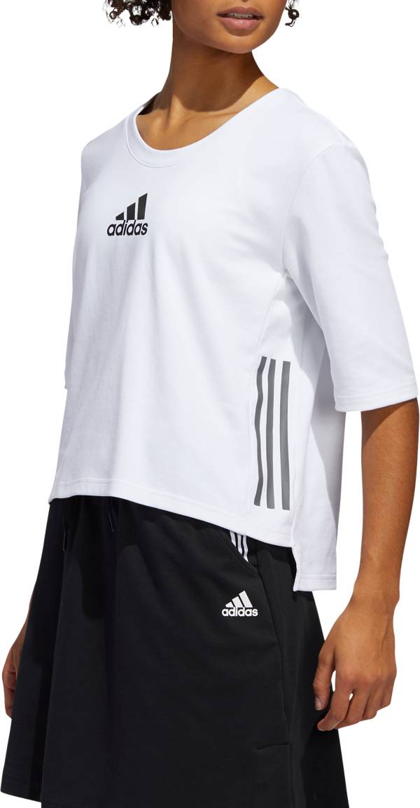 adidas Women's Game and Go Mod Crop Top product image