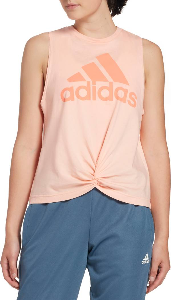 adidas Women's Knotted Tank Top product image