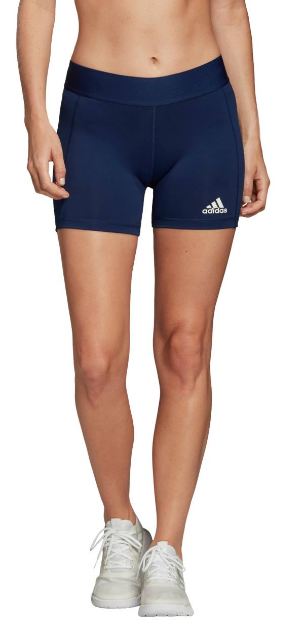 adidas Women's Alphaskin Short Volleyball Tights product image