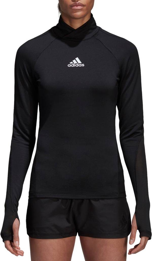 adidas Women's Alphaskin Long Sleeve Soccer Shirt product image