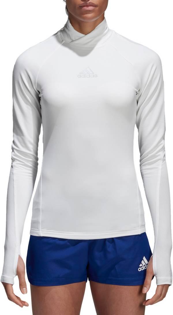 adidas Women's Alphaskin Long Sleeve Soccer Shirt product image