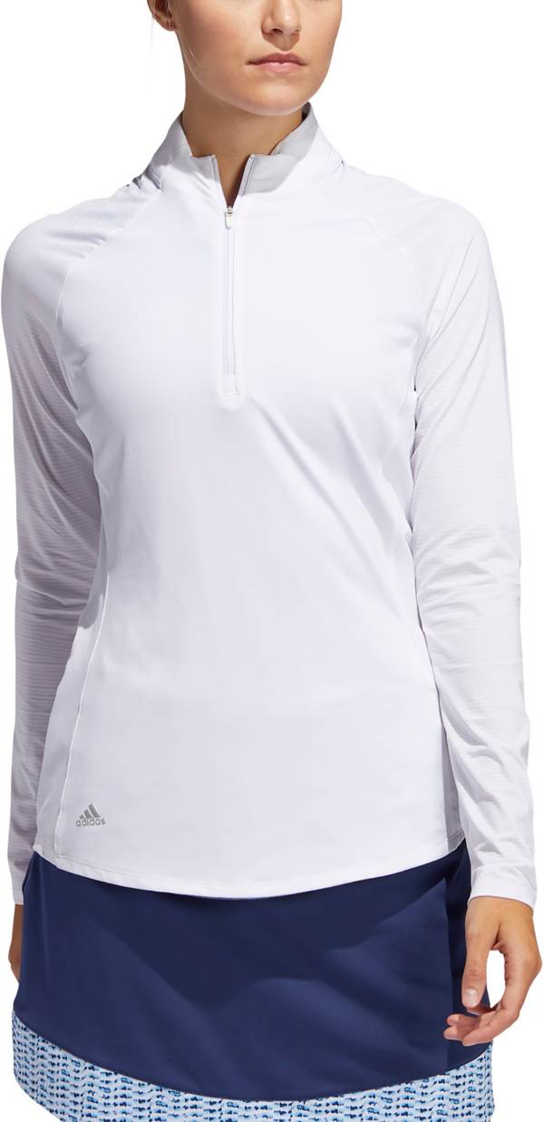 adidas Women's UV ¼-Zip Golf Pullover product image