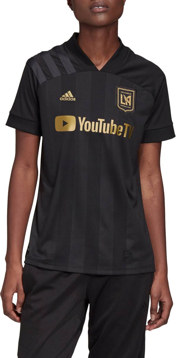 adidas Women's Los Angeles FC '20 Primary Replica Jersey product image