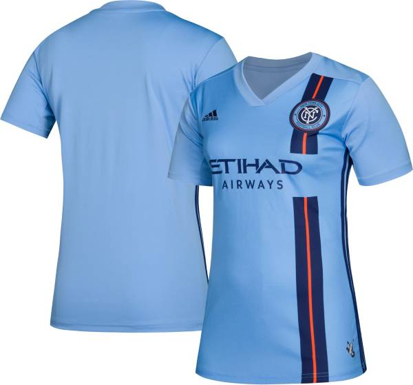 adidas Women's New York City FC Primary Replica Jersey product image