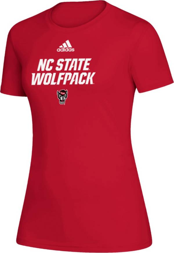 adidas Women's NC State Wolfpack Red Creator T-Shirt product image