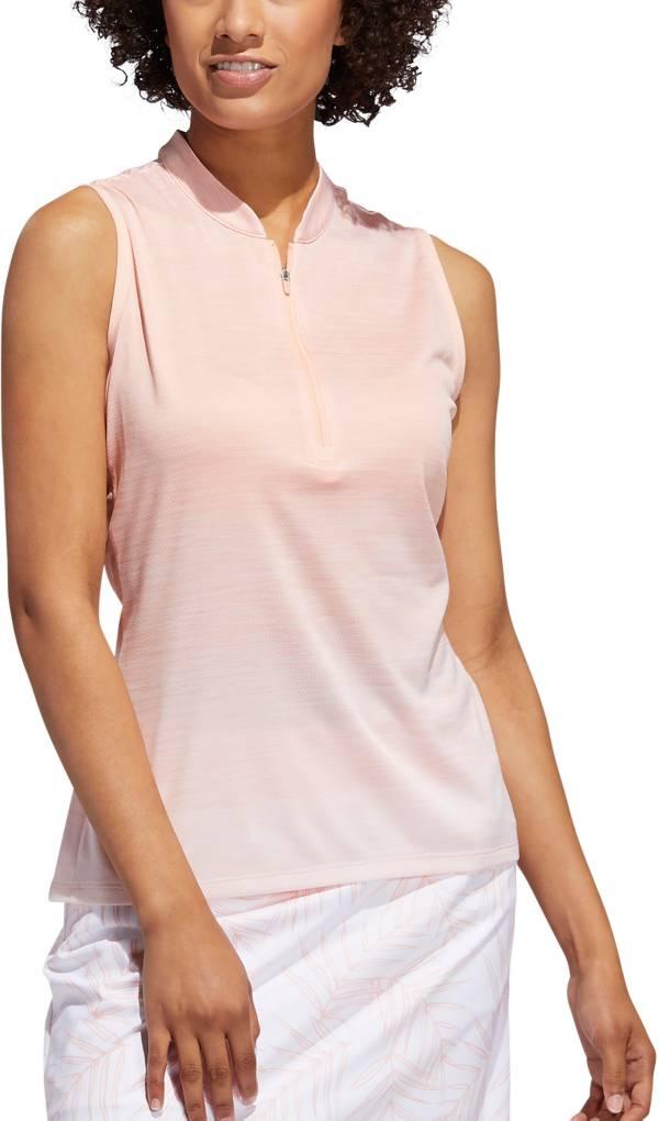 adidas Women's Novelty Sleeveless Golf Polo product image