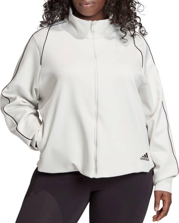 adidas Women's Plus Size Wind Jacket product image