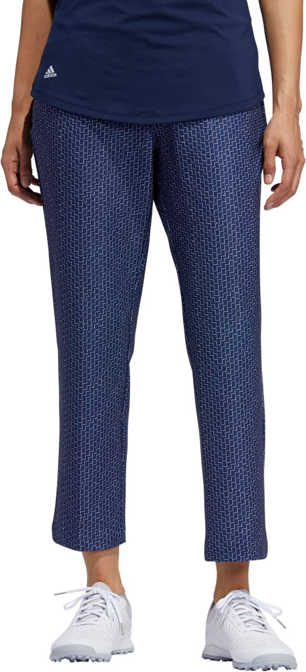 adidas Women's Printed Cropped Golf Pants product image