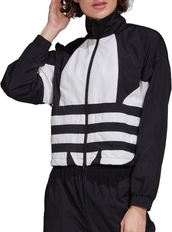 adidas Originals Women's Large Logo Woven Track Jacket product image