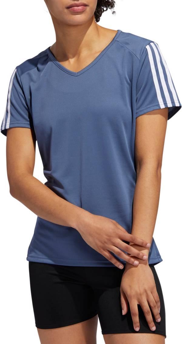 adidas Women's Run It 3-Stripe T-Shirt product image