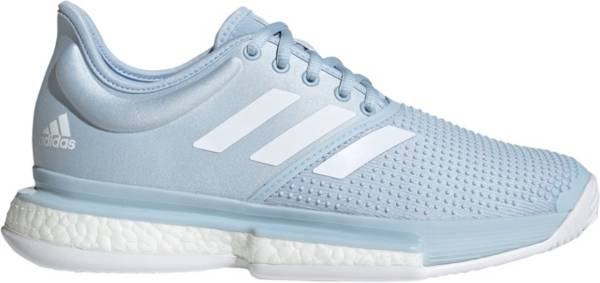adidas Women's Solecourt Boost Tennis Shoes product image