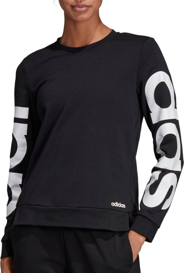 adidas Women's Essentials Brand Sweatshirt product image