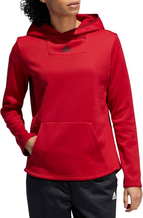 adidas Women's Team Issue Pullover Hoodie product image