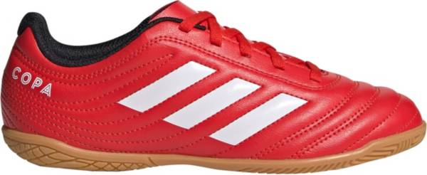 adidas Kids' Copa 20.4 Indoor Soccer Shoes product image