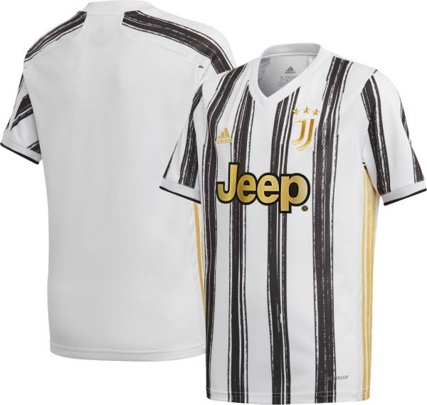 adidas Youth Juventus '20 Home Replica Jersey product image