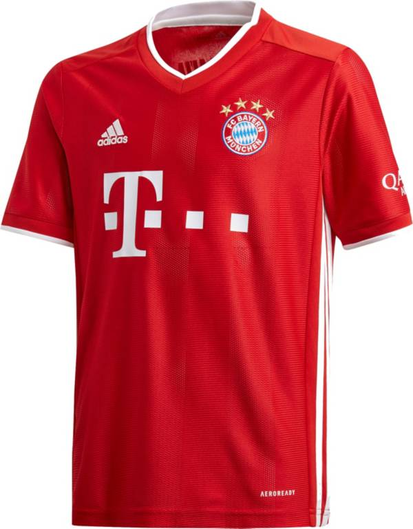 adidas Youth Bayern Munich '20 Stadium Home Replica Jersey product image
