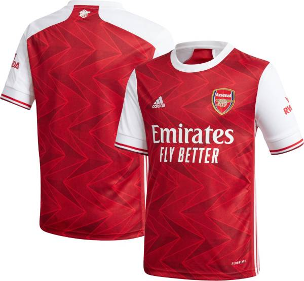 adidas Youth Arsenal '20 Home Replica Jersey product image