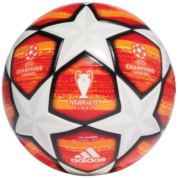 adidas uefa champions league finale madrid top training soccer ball dick s sporting goods adidas uefa champions league finale madrid top training soccer ball