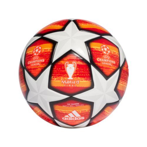 quality design 02138 f0764 adidas UEFA Champions League Finale Madrid Top Training Soccer Ball.  noImageFound. 1