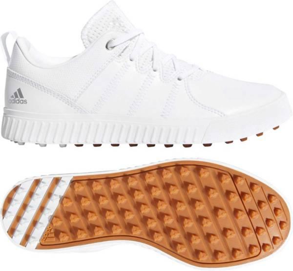 adidas Jr. Adicross PPF Golf Shoes product image