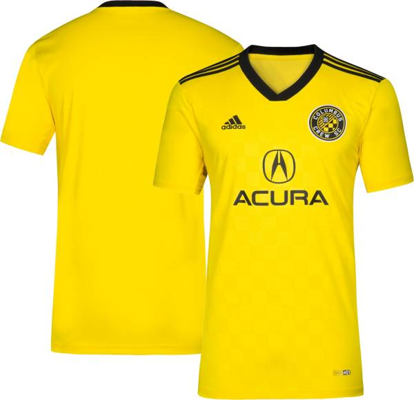 adidas Youth Columbus Crew Primary Replica Jersey product image