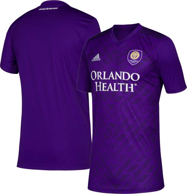 adidas Youth Orlando City Primary Replica Jersey product image