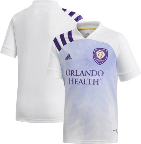 adidas Youth Orlando City '20 Secondary Replica Jersey product image