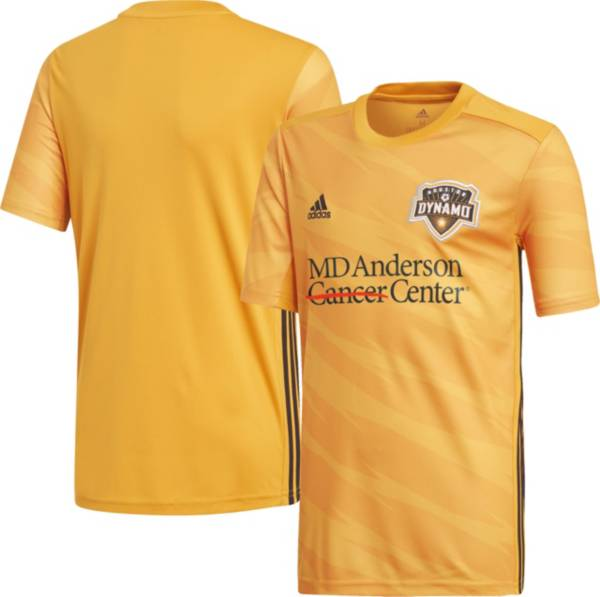 adidas Youth Houston Dynamo Primary Replica Jersey product image