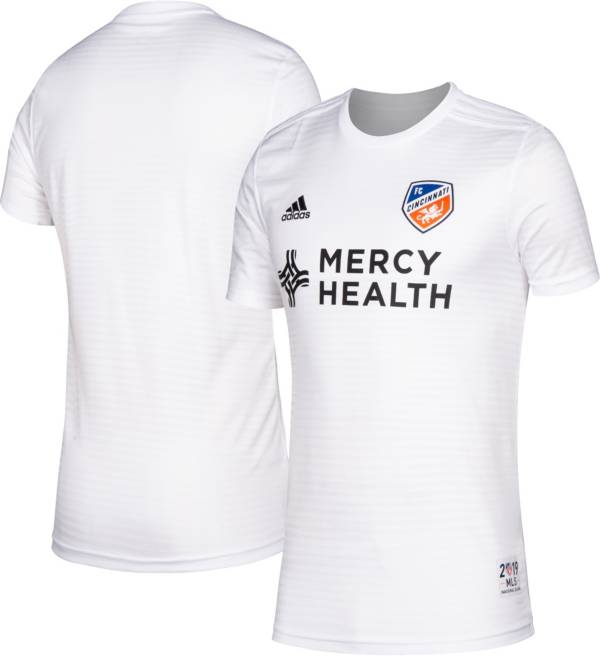 adidas Youth FC Cincinnati Secondary Replica Jersey product image