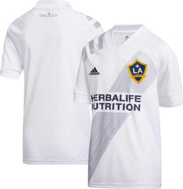 adidas Youth Los Angeles Galaxy '20 Primary Replica Jersey product image