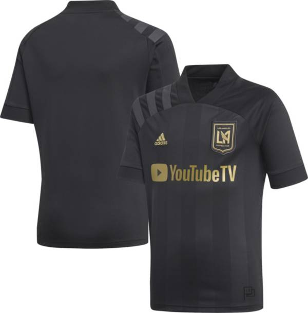 adidas Youth Los Angeles FC '20 Primary Replica Jersey product image
