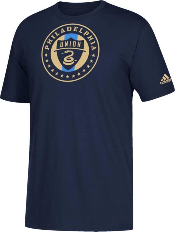 adidas Youth Philadelphia Union Squad Navy T-Shirt product image