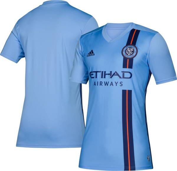 adidas Youth New York City FC Primary Replica Jersey product image