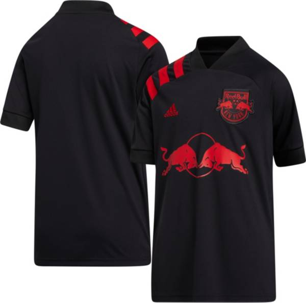 adidas Youth New York Red Bulls '20 Secondary Replica Jersey product image