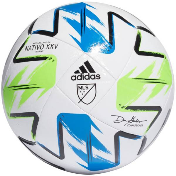 adidas MLS Nativo XXV Training Soccer Ball product image