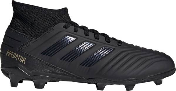 adidas Kids' Predator 19.3 FG Soccer Cleats product image
