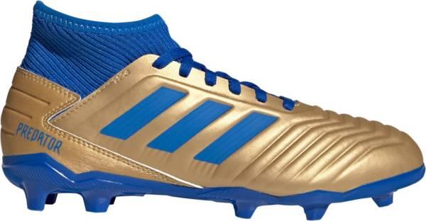 adidas Predator 19.3 Kids' FG Soccer Cleats product image