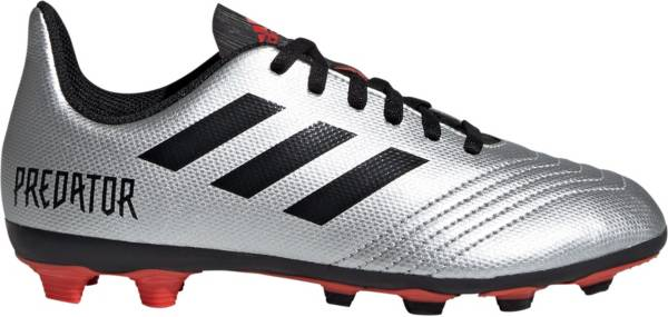 adidas Kids' Predator 19.4 FXG Soccer Cleats product image