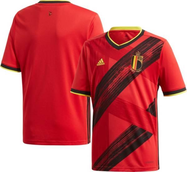 adidas Youth Belgium '20 Stadium Home Replica Jersey product image