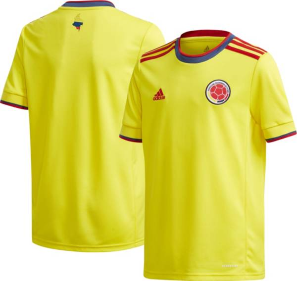 adidas Youth Colombia '20-'21 Home Replica Jersey product image