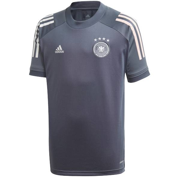 adidas Youth Germany 2020 Grey Training Jersey product image