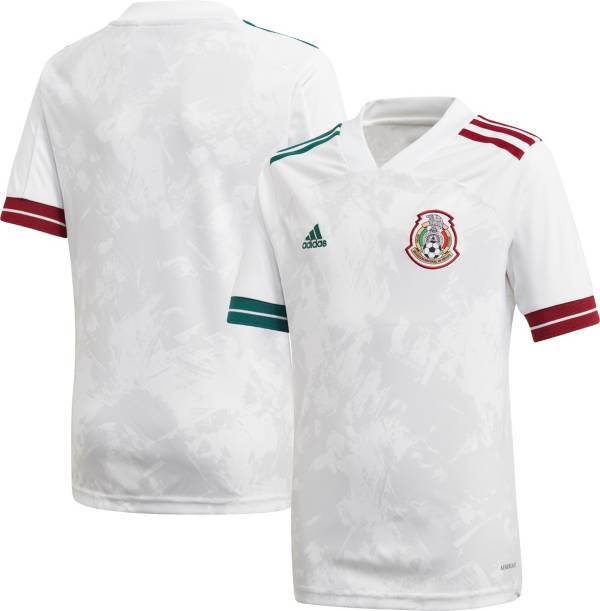adidas Youth Mexico '20 Away Replica Jersey product image