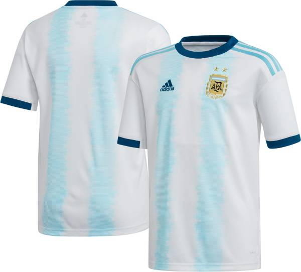 adidas Youth Argentina '19 Stadium Home Replica Jersey product image